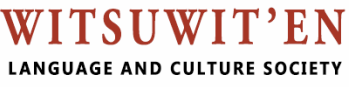 Witsuwit'en Language and Culture Society